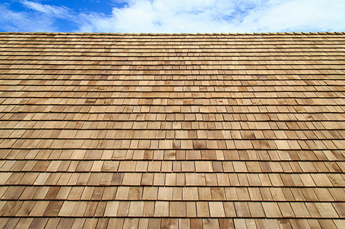 Cedar Roofing | Richmond
