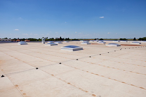 Commercial Roofing | Los Altos