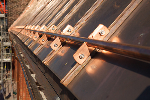 Copper Roofing | Ballantrae